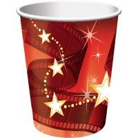 Contient : 1 x 8 Gobelets Cinéma Festival