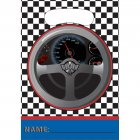 8 Pochettes � Cadeaux Speed Racing