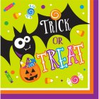 16 Serviettes Halloween Fun