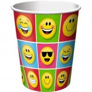 8 Gobelets Emoji Smiley