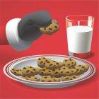 16 Petites Serviettes Père Noël Gourmand