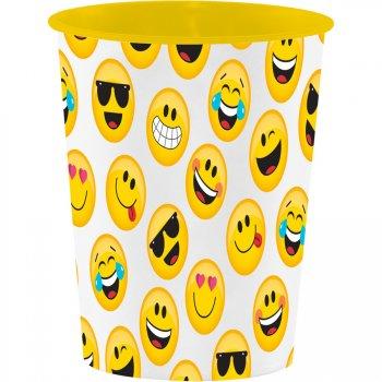 Grand Gobelet Emoji Smiley (47 cl) - Plastique