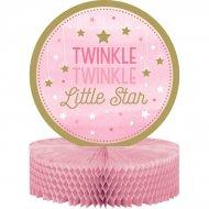 Centre de table Little Star Baby Girl (30 cm)