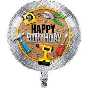 Ballon Hélium Caisse à Outils