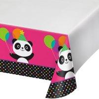 Contient : 1 x Nappe Joyeux Panda