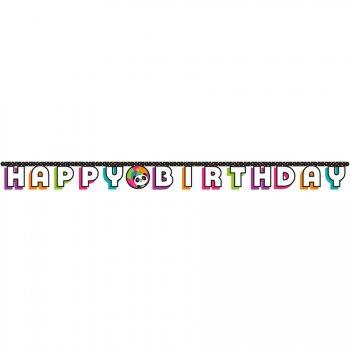 Guirlande Happy Birthday Joyeux Panda