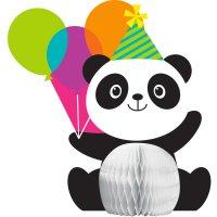 Contient : 1 x Centre de table Joyeux Panda