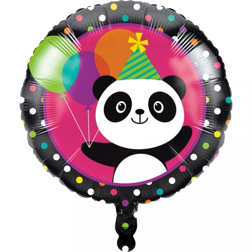 Ballon Hélium Joyeux Panda