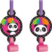 Contient : 1 x 8 Sans Gênes Joyeux Panda