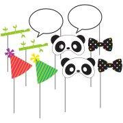 10 Photo Booth Joyeux Panda
