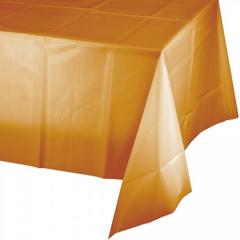 Nappe Rectangulaire Orange Camel