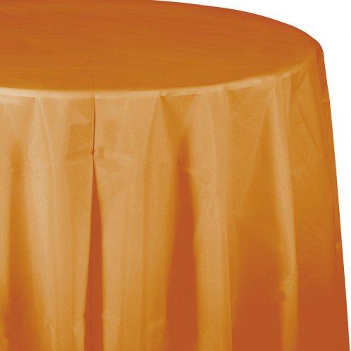 Nappe Ronde Orange Camel