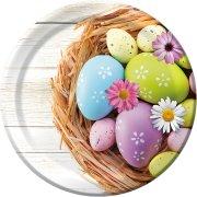 8 Petites Assiettes Matin de Pâques