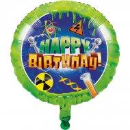 Ballon Hélium Savant Fou