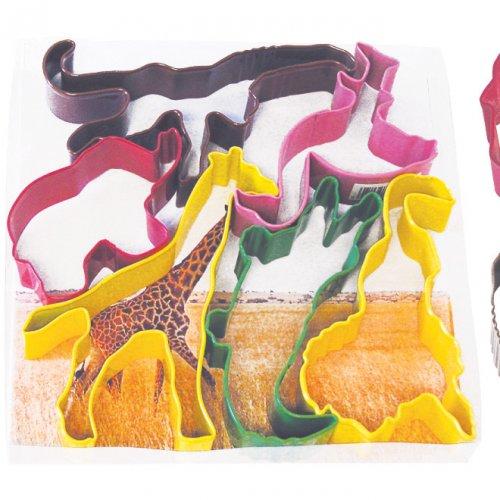 6 Emporte-pièces Safari