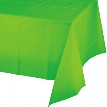 Nappe Vert Kiwi plastique