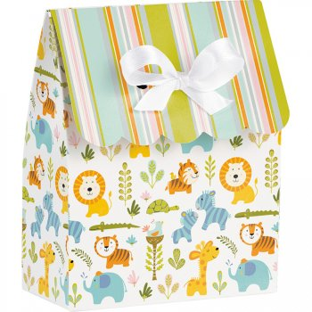 12 Boites Cadeaux Happy Jungle