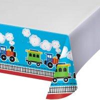 Contient : 1 x Nappe Petit Train