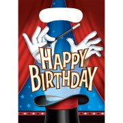 8 Pochettes Cadeaux Happy Birthday Magie