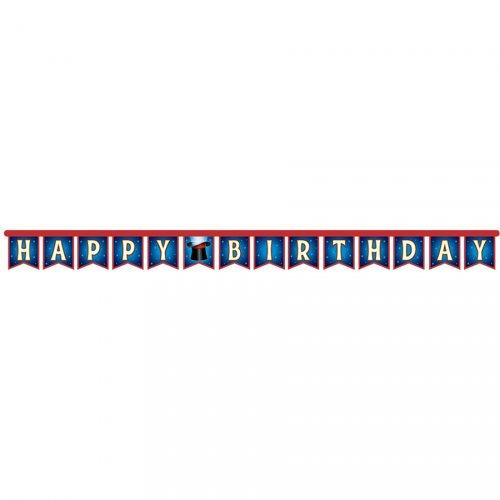 Guirlande Happy Birthday Magie