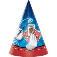 Contient : 1 x 8 Chapeaux Magie