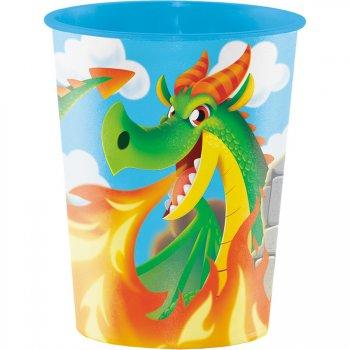 Grand Gobelet Dragon (47 cl) - Plastique