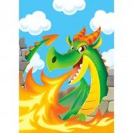 8 Pochettes Cadeaux Dragon