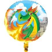 Ballon à plat Dragon