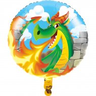 Ballon à plat Dragon