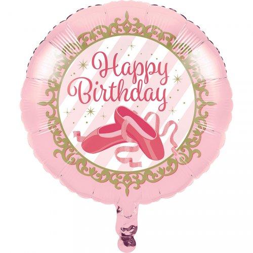 Ballon Gonflé à l Hélium Danseuse Etoile