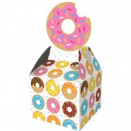 8 Boites Cadeaux Donuts Party
