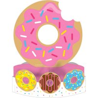 Contient : 1 x Centre de table Donuts Party