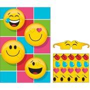 Jeu à fixer au Mur Emoji Crazy