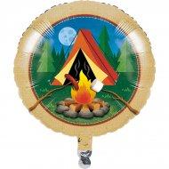 Ballon Hélium Feu de Camp