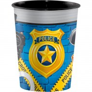 Grand Gobelet Police Patrouille (47 cl) - Plastique