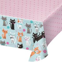 Contient : 1 x Nappe Chat Chic