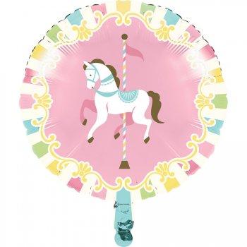 Ballon Hélium Baby Manège