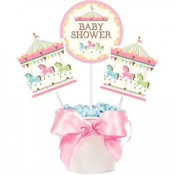 3 Grandes Deco Baby Shower Manège