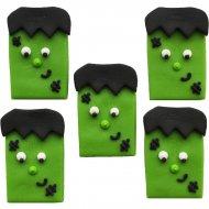 5 Frankenstein à plat (4 cm) - Sucre