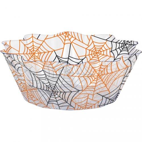 Saladier Toile d araignée (20 cm) - Plastique