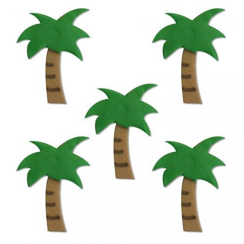 5 Palmiers 2D (4,5 cm) - Sucre