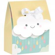 12 Boites Cadeaux Nuages Baby (11 cm)