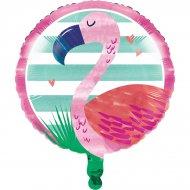 Ballon à plat Ananas Party