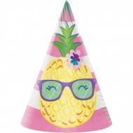 8 Chapeaux Ananas Party
