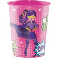 Grand Gobelet Super Birthday Girl (47 cl) - Plastique