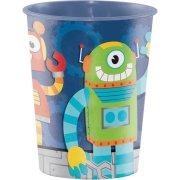 Grand Gobelet Robot Party (47 cl) - Plastique