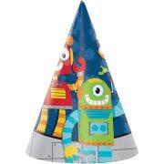 8 Chapeaux Robot Party