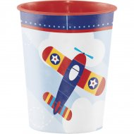 Grand Gobelet Avion Compagnie (47 cl) - Plastique