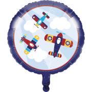 Ballon Gonflé à l'Hélium Avion Compagnie