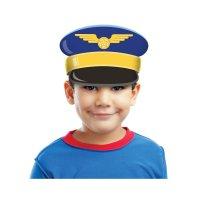 Contient : 1 x 8 Faux Chapeaux Avion Compagnie